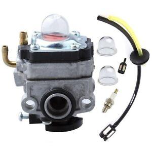 Carburetor For Troy-Bilt TB415CS TB490BC TB465SS TB475SS TB26CO TB144 Cultivator