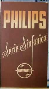 Anonimo, Philips serie sinfonica
