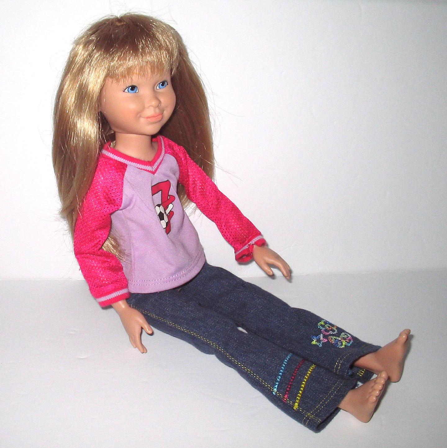 16  American Girl Pleasant Company Company Company Hopscotch Hill Doll Lot 2003 2d9baf