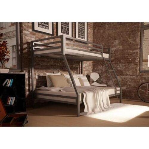 twin over full bunk beds kids girls boys guest bedroom furniture multiple colors ebay