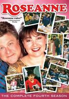 Roseanne Complete Season 4 Sealed 3 Dvd Set