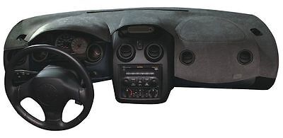 SMOKE Suede Dash Cover - Custom Fit Dashboard SuedeMat CoverCraft 80741-00-76