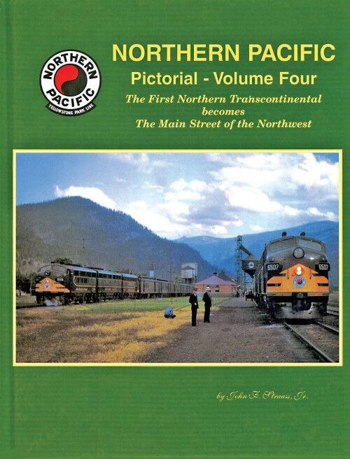 Nord Pacific Pittorici, Vol. 4: la Prima Nord Transcontinentale Nuovo Libro