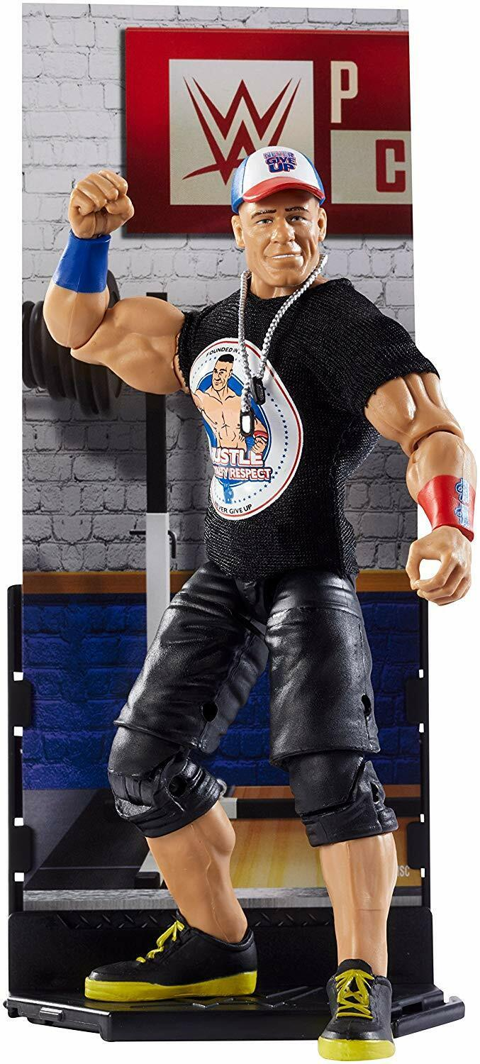 Mattel Wwe Collezione Elite John Cena Action Figure