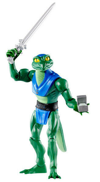 MASTERS OF THE UNIVERSE Classics_LIZARD MAN 6   figure_Exclusive Limited Edition