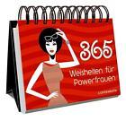 365 Weisheiten für Powerfrauen (2014, Ringbuch)