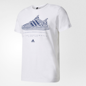 a180bece5f4fc ... discount code for image is loading adidas ultra boost men 039 s short  sleeve 77908 19a14