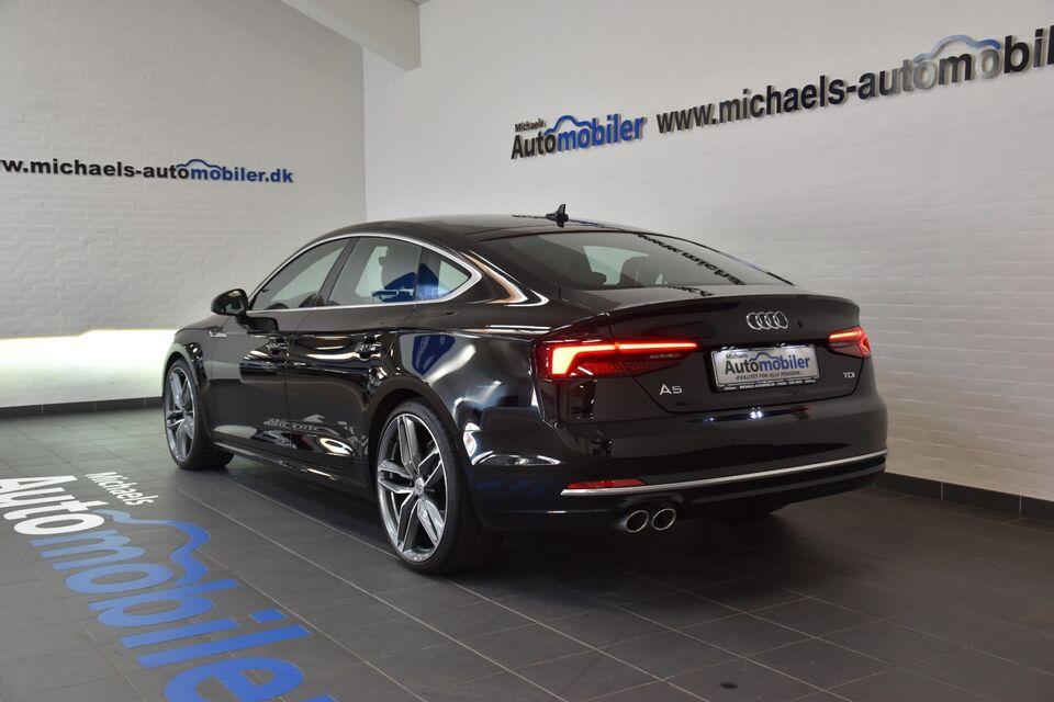 Audi A5 3,0 TDi 218 Sport SB S-tr. Diesel aut. Automatgear