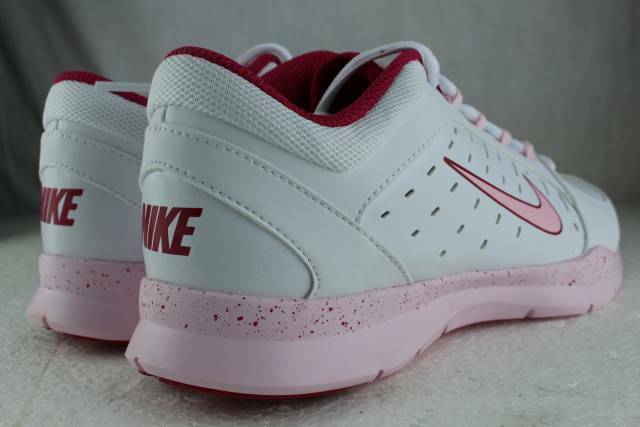 NIKE donna CORE FLEX 2 SL Dimensione 7.5 rosa RUNNING COMFORT NEW RARE