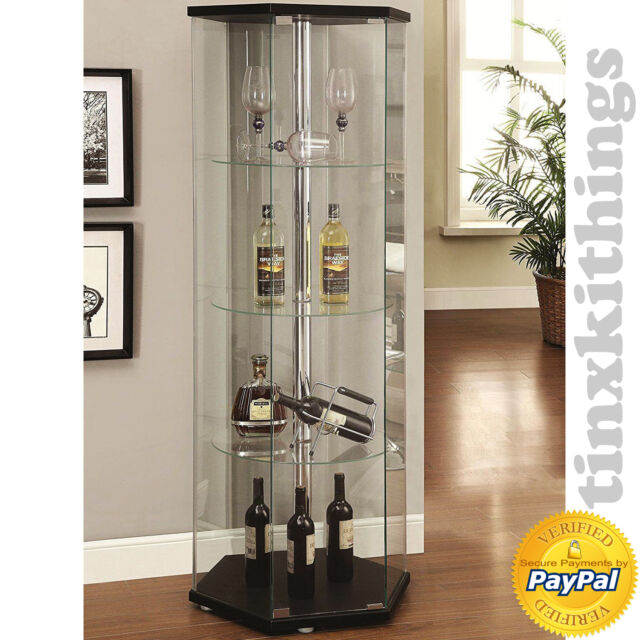 83 Best Living Room Glass Cabinets images in 2017 | Cabinets, Cane ...