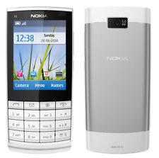 Brand New Nokia X3-02 Touch & Type 5MP Camera Unlocked 3G WIFI Smartphone