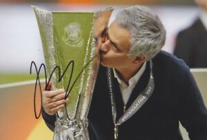 JOSE-MOURINHO-1-Manu-Foto-20x30-orignal-signiert-signed-IN-PERSON-Autogramm