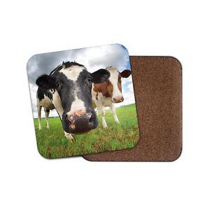 Regalo Mucca Da Latte.Dettagli Su Curioso Bestiame Coaster Mucca Fattoria Agricoltore Divertente Toro Animali Da Latte Regalo 12314 Mostra Il Titolo Originale