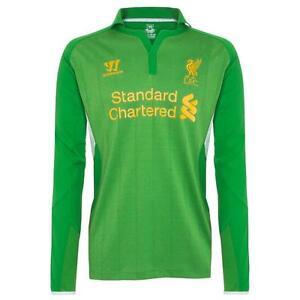 96cd2ad4380 Image is loading WARRIOR-FC-Liverpool-GK-Shirt-goalkeeper-jersey-2012-
