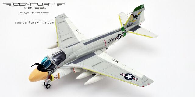 CENTURY Wings KA6D U.S Navy Spadaccini VA145 NE522151810 RIF. CW001603 Nuovo di zecca con scatola