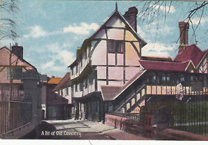 Postcard-Coventry-Ref-B8