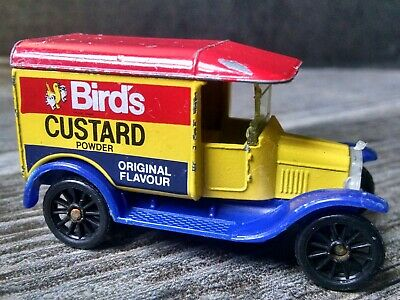 Matchbox 1921 Model T Ford Bird/'s MB44 with box