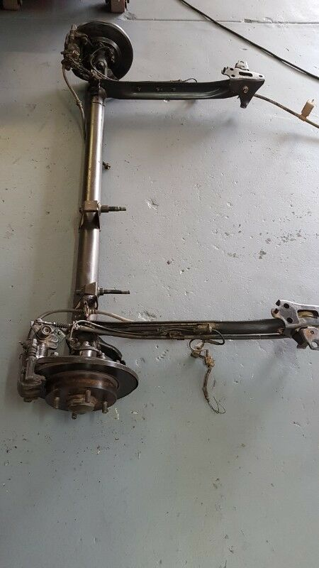 Nissan Almera Disc Type Rear Axle For SALE!!!! | Sandton