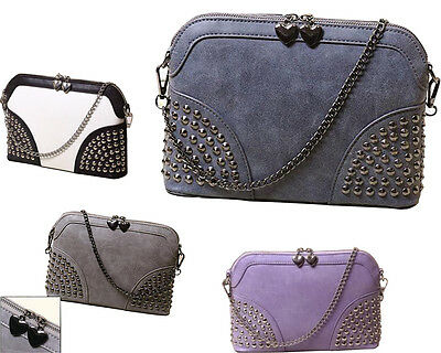 Vintage Women Handbag Shoulder Bags Tote Purse Leather Ladies Messenger Hobo Bag