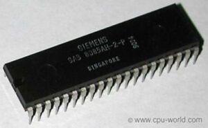 SIEMENS SAB8085AH-2-P DIP-40 8-Bit Microprocessor