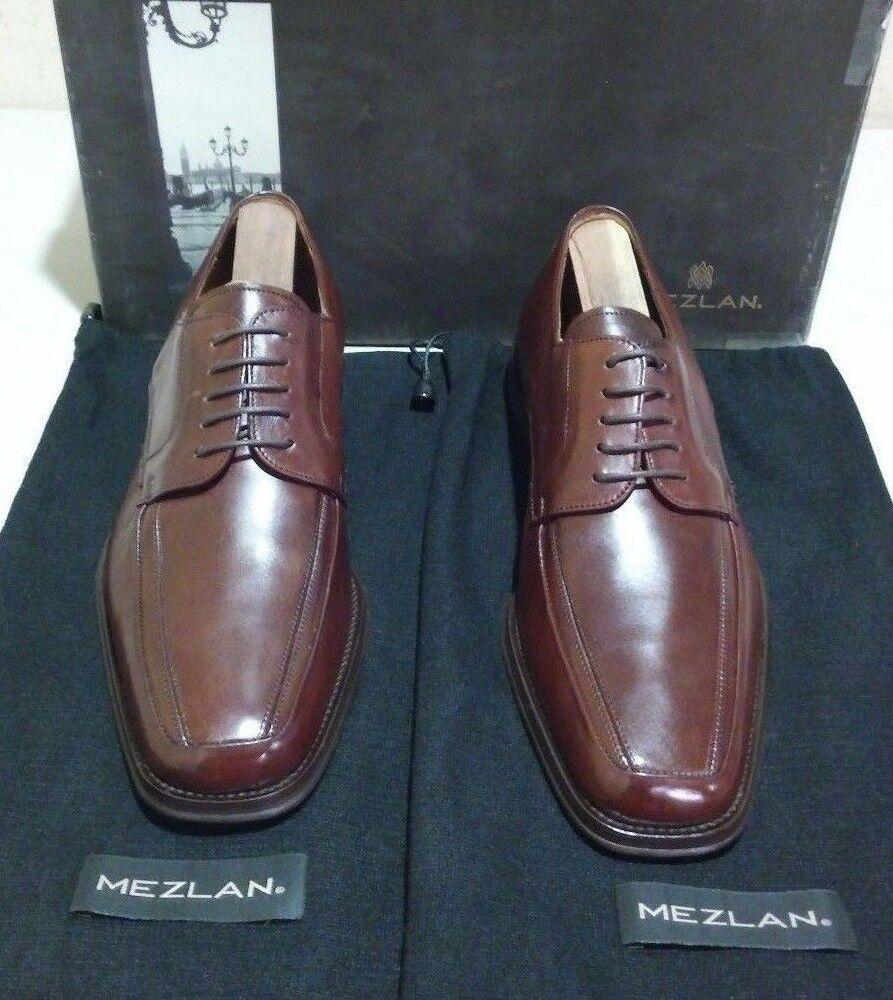Scarpe casual da uomo  New Mezlan Shaw 7.5 M brown (2326)