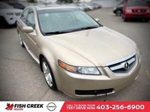 2004 Acura TL | Leather | Sunroof | Heated Seats