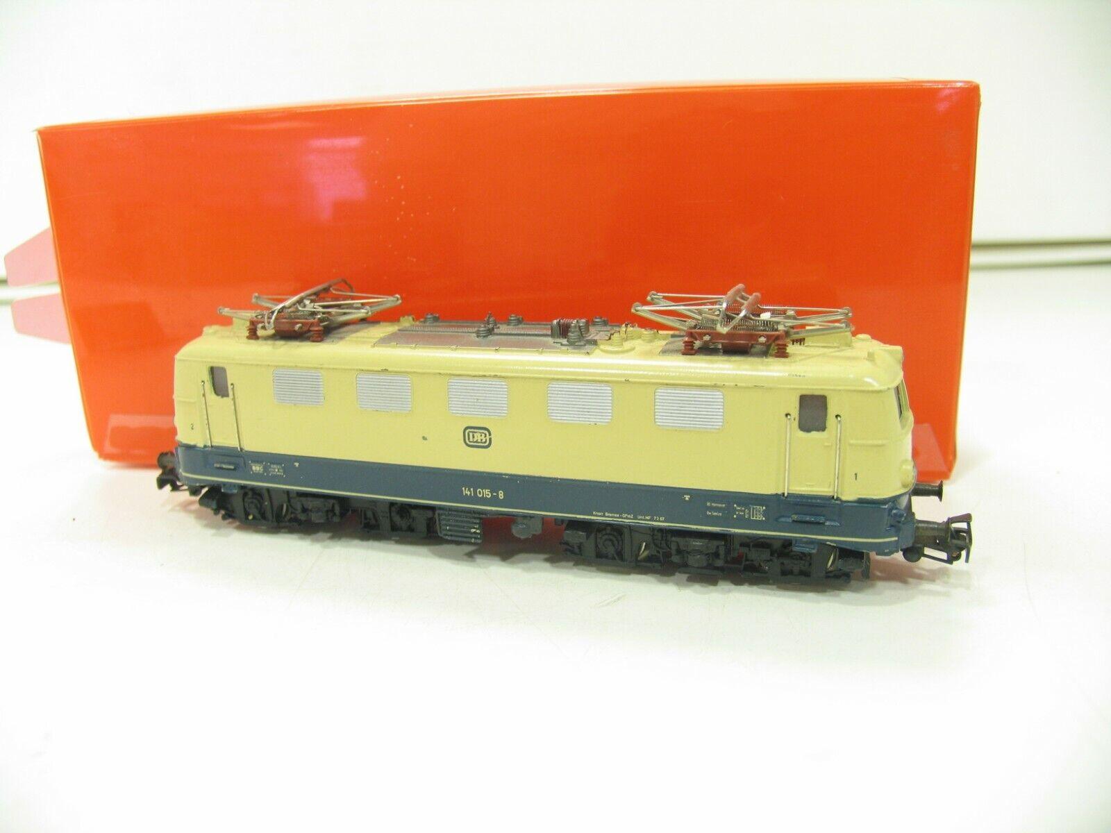 Märklin Primex 3033 E-Locomotive BR 141 bluee Beige DB JS33