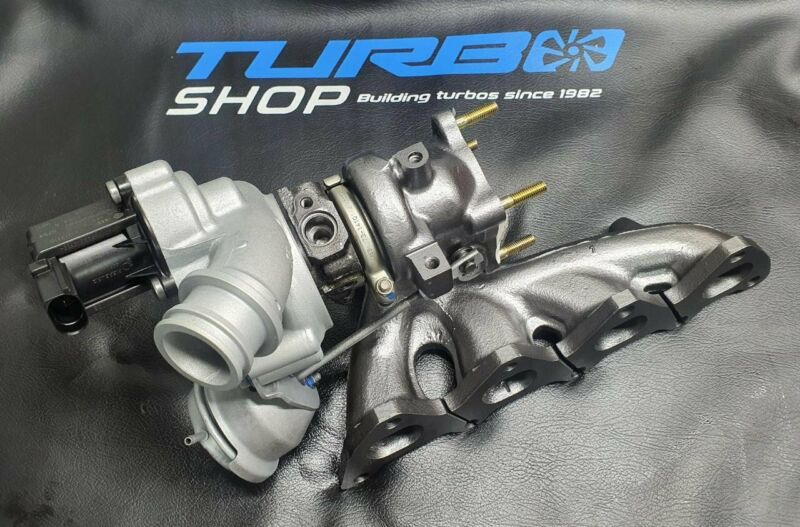 VW AUDI 1.4 TSI TURBOCHARGER -RECONDITIONED