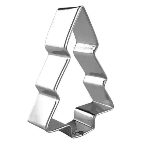 Stainless Steel Christmas Cake Biscuit Cookie Mold DIYBaking Pastry Tool