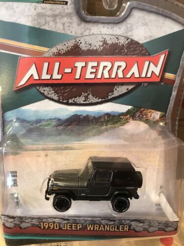 Greenlight All-Terrain Series 6 1990 Jeep Wrangler