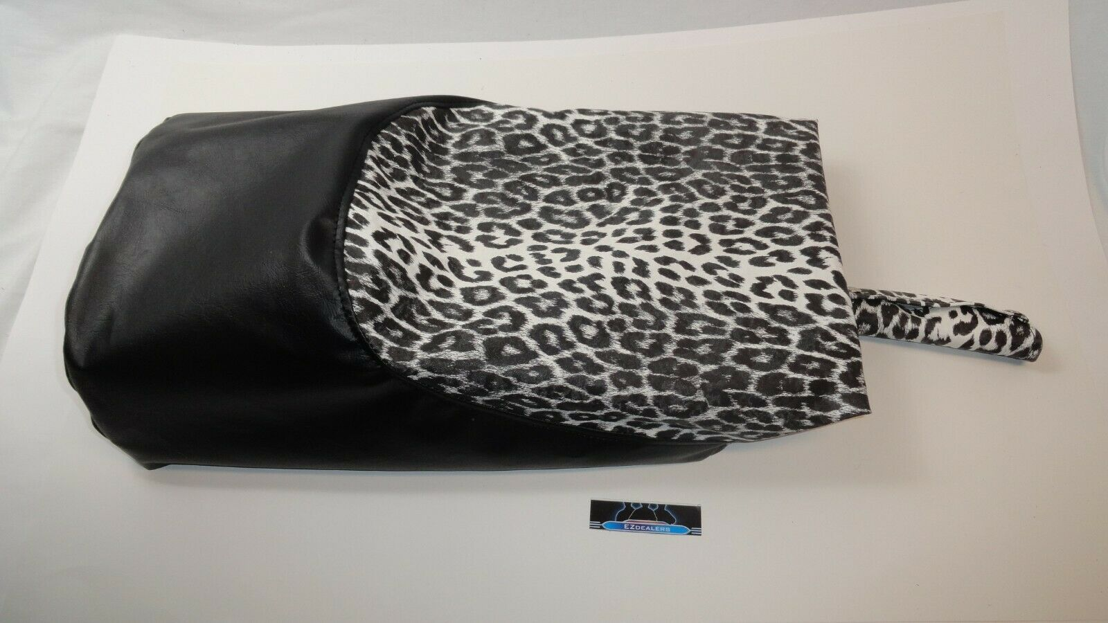 Arctic Cat Kitty Cat Seat Cover 1993-1999 White Leopard Pattern  w  Handle Bar  all products get up to 34% off