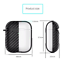 thumbnail 4 - For AirPods Pro 1/2 Case Carbon Fiber TPU Shockproof Charging Skin Case Cover