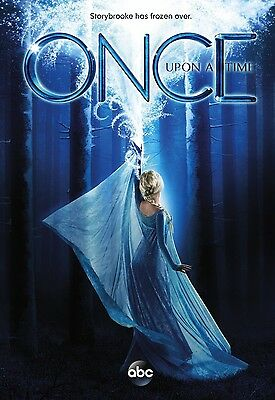 Season 4 TV Poster Once Upon A Time 24x36 - Ginnifer Goodwin v1 2014