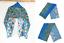 Vintage-Kantha-Scarf-Cotton-Sari-Stole-Indian-Handmade-Women-Dupatta-Neck-Wrap thumbnail 1
