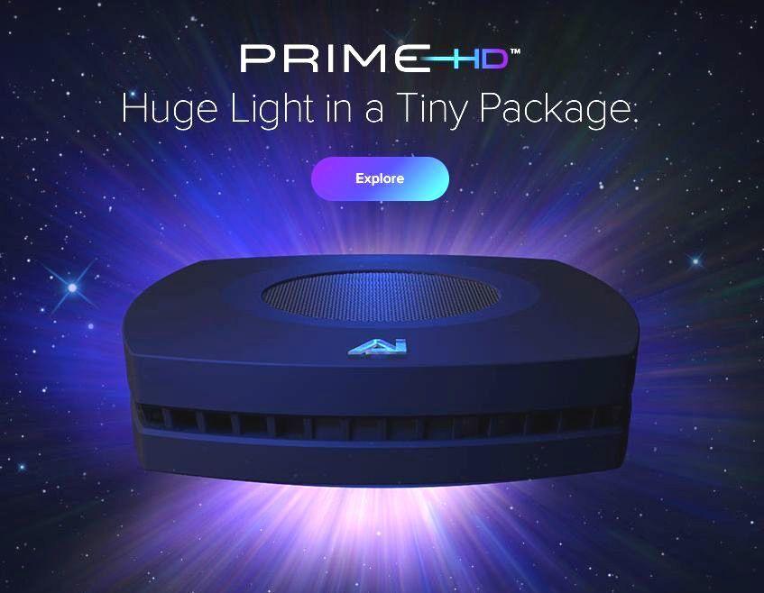 AI Prime HD WIFI LED Fixture - Aquaillumination Freshwater Aquarium Lighting