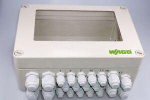 Wago-850-835-ip65-Chassis-du-systeme-4-x-m20-4-x-m16-14-x-m12-raccord