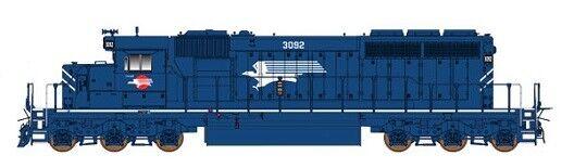 Intermountain   49353-01 EMD SD40-2 con DCC Missouri Pacific   3092 Ho MIB