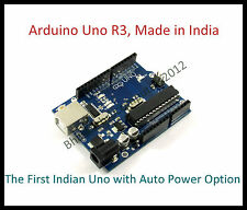 Arduino UNO R3 Development Board Using ATmega328P & CH340G IC