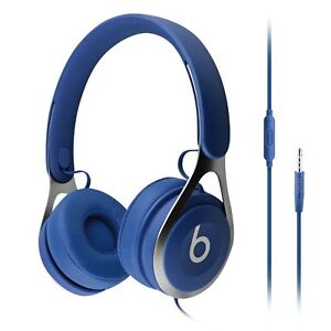 Beats by Dr. Dre Beats EP Headband Headphones - Blue for sale online ... 7fa52113cdc2
