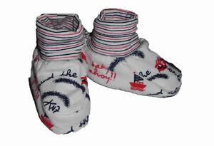 Dolli Döll Unisex Schuhe Hausschuhe Socken Babyschuhe UV Schutz Babysocken weiß
