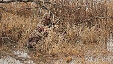 SHOTGUN DUCK BLIND Mossy Oak Camo Skin COVER KIT HUNTING WET LAND DUCKS GEESE