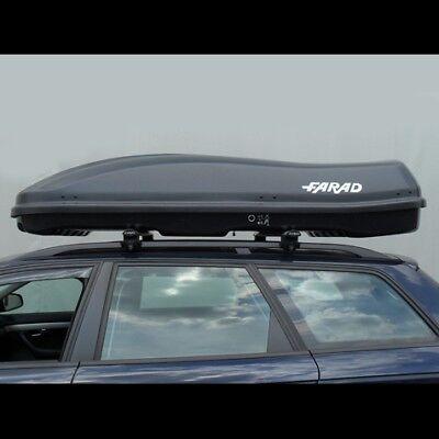 Cerca Voli Box Auto Stile F3-marlin 680l 1-9531 N/7 Nero Groffato Farad Negozio Online