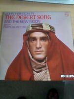 """JOHN HANSON IN THE DESERT SONG. 12"""" VINYL LP"""