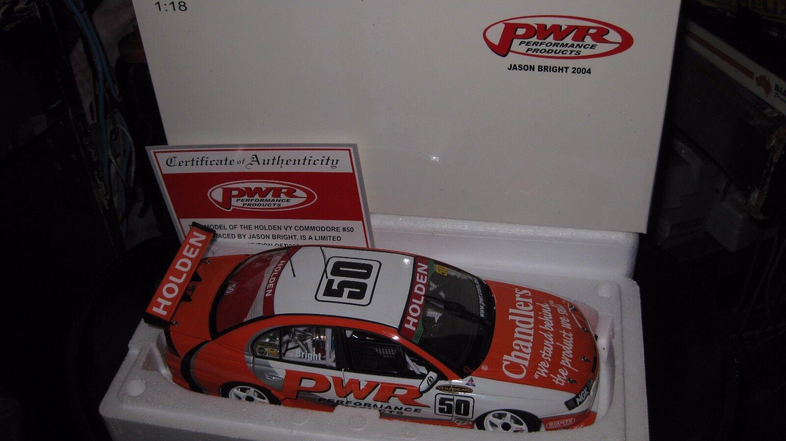 Autoart biante 1   18 holden von commodore jason helle pwr   50 2004   80467