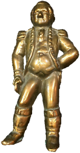 Vintage-George-Washington-Brass-Fireplace-Andiron-Firedog