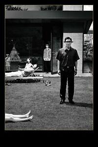 PARASITE TEXTLESS BLACK /& WHITE MOVIE POSTER FILM A4 A3 A2 A1 PRINT CINEMA