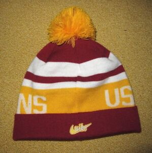 0c88d154490 Image is loading Nike-USC-SOUTHERN-CAL-TROJANS-California-WINTER-BEANIE-