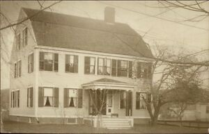 Norwich-CT-Fraunce-039-s-House-c1910-Real-Photo-Postcard