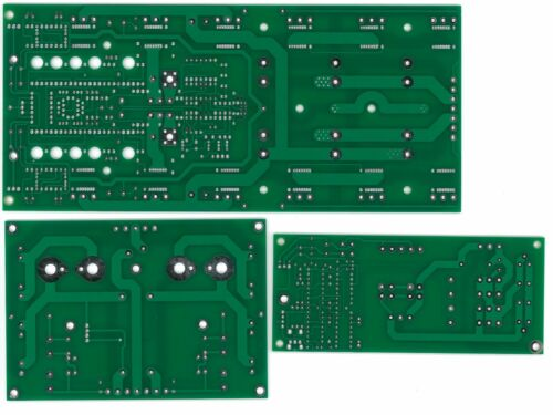 Symmetric bal in/out Pure Class A MOSFET amplifier PCB UGS UP !