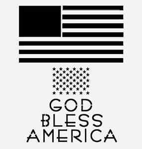 6 american flag stencil star stars craft patriot stencils template